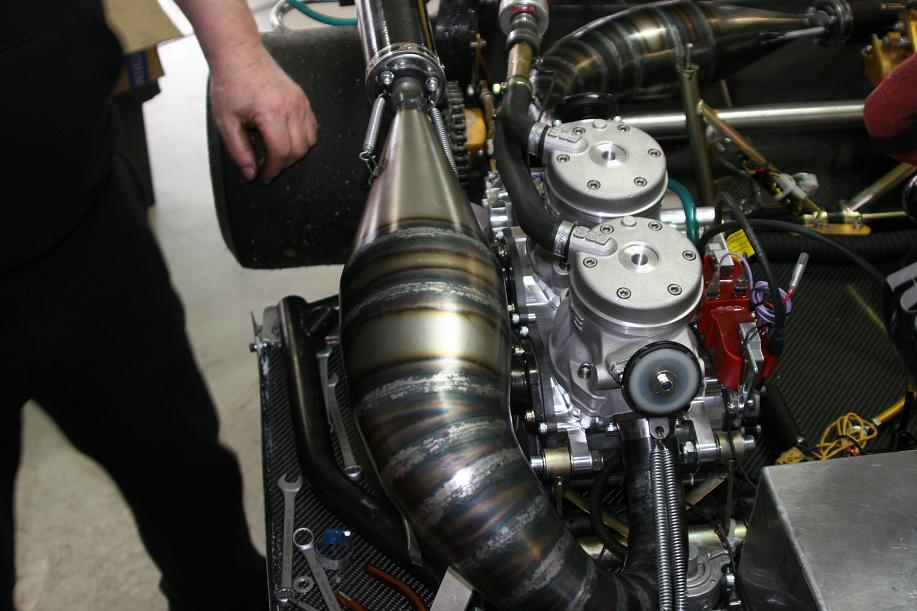 JL exhausts by Jim Lomas Gallery
