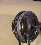 HONDA RC162 4LS FRONT BRAKE 230mm ALU/MAG